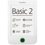 Электронная книга PocketBook Basic 2 Black & White (PB614-D-CIS)